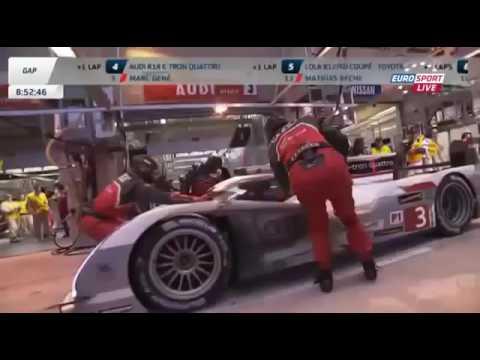 2013 24 Hours Of Le Mans Part 4