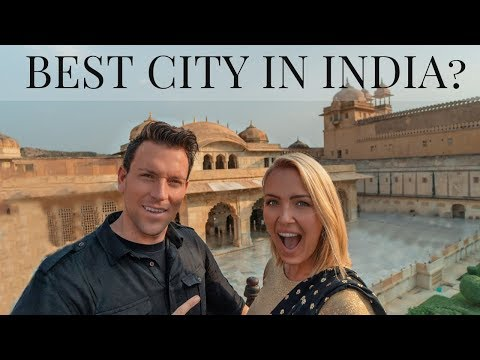 FIRST IMPRESSIONS OF JAIPUR RAJASTHAN | BEST PLACES IN JAIPUR