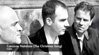 FORTE sings Canzone Natalizia (The Christmas Songs) fragment