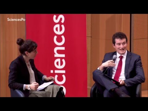 The international perspective of graduate studies at Sciences Po