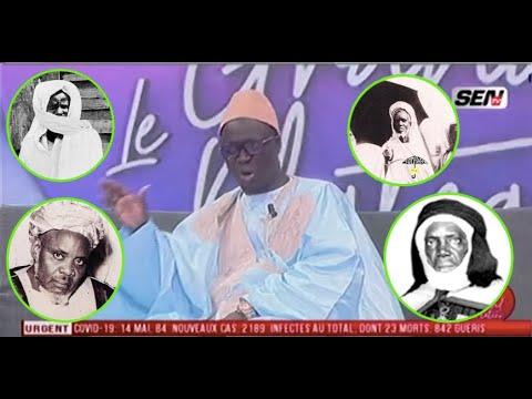 """Abdoulaye Diop Bichri : """"Mangui diégalou wa Médina baye...wayé nitou diné yèp la beug..."""""""