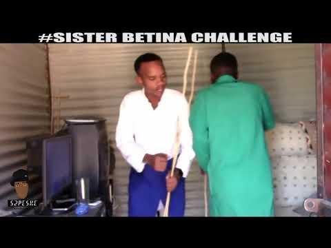 uSthupeshe-Sister Betina Challenge