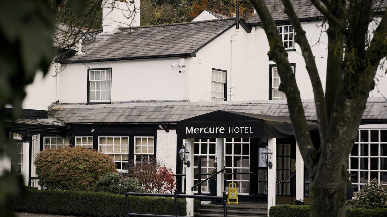 Wedding Film from Mercure Box Hill Burford Bridge Hotel