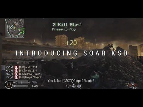 Introducing SoaR KSD - A Multi-Cod Montage