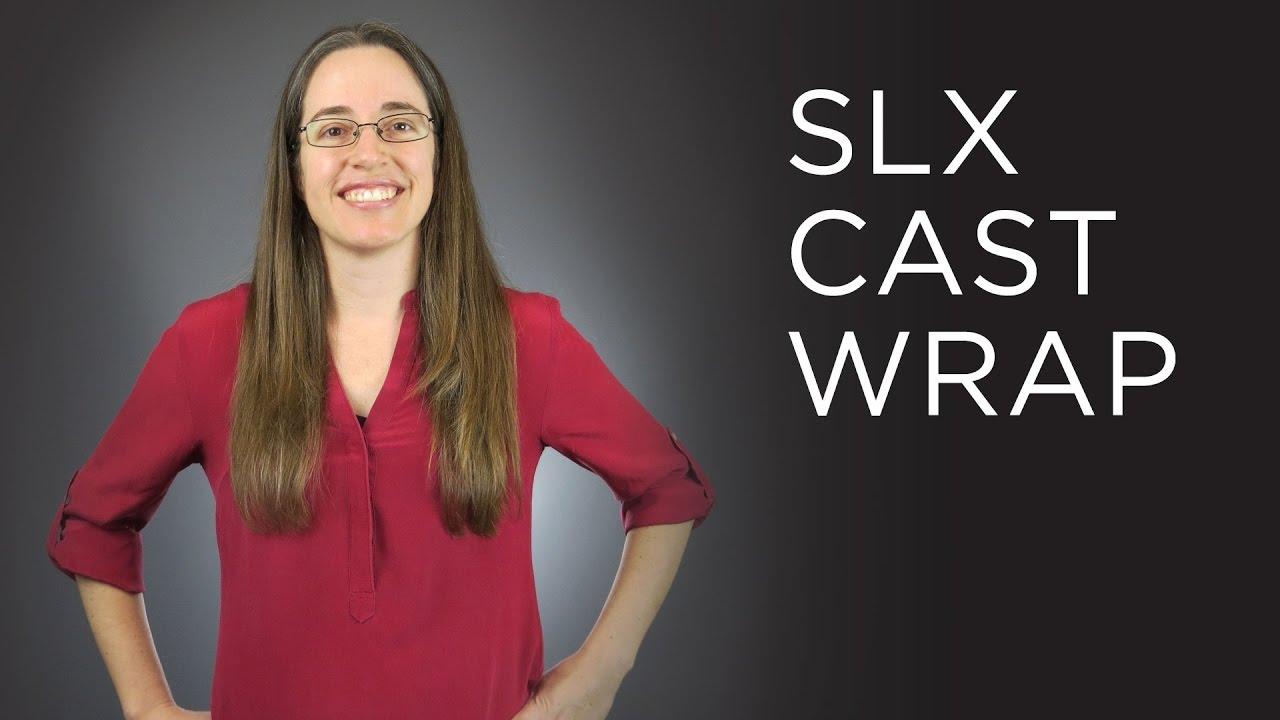 SLX® Cast Wrap