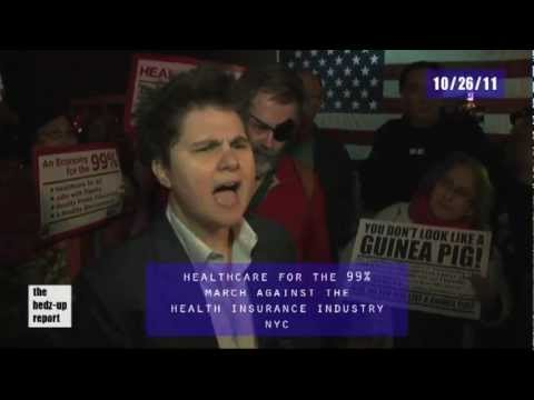 Why Are They Closing St. Vincent's Hospital? (Pt. 29) - March Against the Health Insurance Industry
