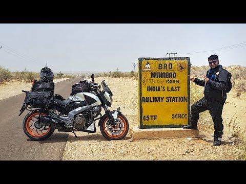 INDIA PAKISTAN BORDER | Munabao | India's last Railway station | Rajasthan |
