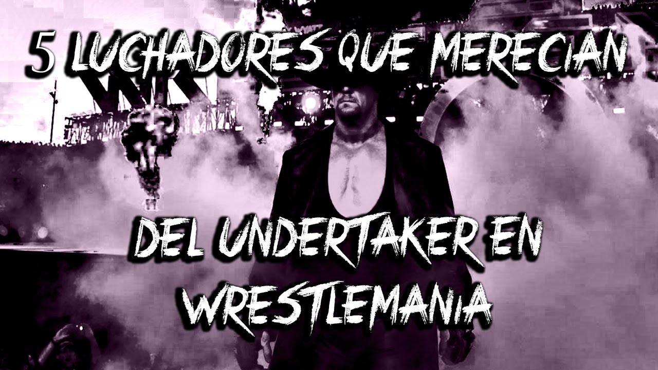 Los 5 luchadores que debieron romper la racha del Undertaker - Loquendo