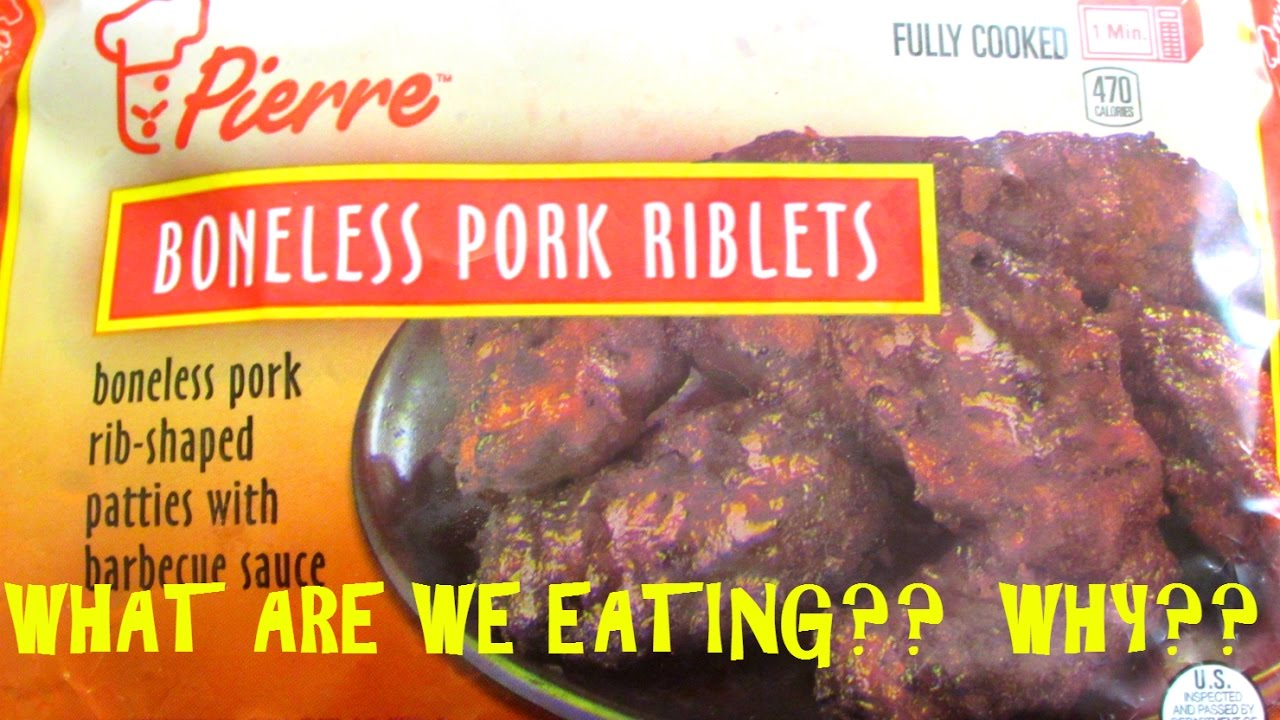 how to cook pork riblets