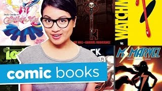 Comic Book Lexicon Part 1 | Comic Books