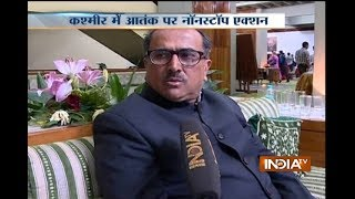 Situations are under control in Jammu and Kashmir, Deputy CM tells India TV