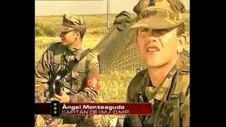 Un dia con la Infanteria de Marina Española