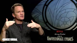 Neil Patrick Harris Talks 'A Series of Unfortunate Events' Season 2