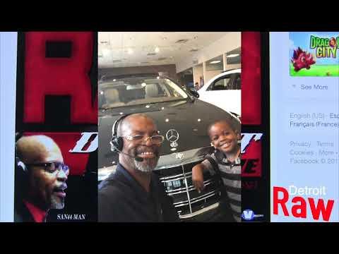 MrSan44Man New Radio Show (Detroit Raw Live)