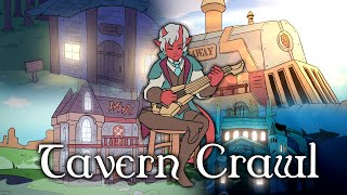 Tavern Crawl - Twisted Taverns Animated Cinematic (D&D)