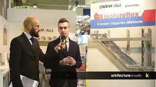 KLIMAHOUSE 2019 | Isolareflex cappotto termico a secco con Alessandro Tagnani | Overall