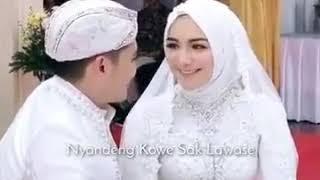 Download Pengen Ku Siji Nyanding Kowe Selawase [ Story WA ]