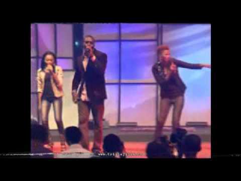 MTN Project Fame All Stars at Triple J Plus Album Launch