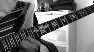 "Avenged Sevenfold - ""The Wicked End"" Guitar Solo"