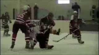 Taylor Johnson's Hockey Hit's 09