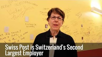 Swiss Post's CEO, Susanne Ruoff, Seeks Innovation Trends