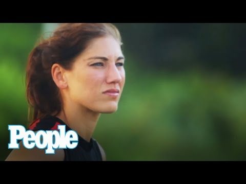 Hope Solo's Off-Field Guilty Pleasures | People