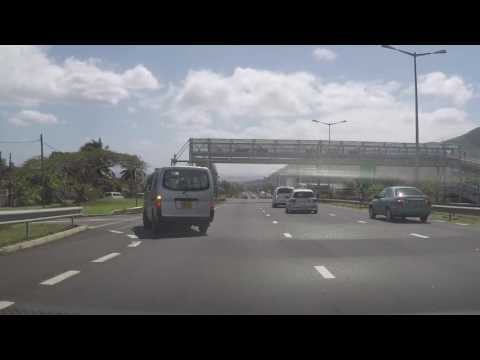 Driving Around 47 - Best Lane To Drive To Port Louis