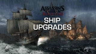 How to upgrade your ship in Assassin