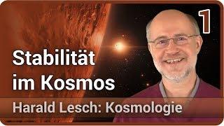 Harald Lesch • Was hat das Universum mit mir zu tun? | Kosmologie (1)