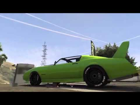 GTA V Top Crazy Cool Custom Cars Phoenix Sandking Futo Rebel Rat - Cool custom cars