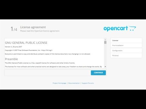 Download, Install And Setup OpenCart 3.x.x On Localhost