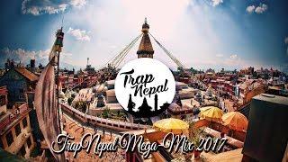"TRAPNEPAL 2017 MEGA MIX 2 Hours ""Happy New Year 2018"""