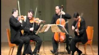 Jerusalem Quartet - J. Brahms, String Quartet Op. 67 - 1. Vivace
