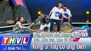 THVL | Hoán đổi cặp đôi - Tập 9 l Vòng 3: Tùy cơ ứng biến - Hứa Minh Đạt, Lâm Vỹ Dạ, Hoàng Linh...