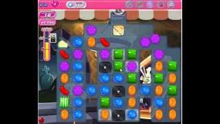 How to beat Candy Crush Saga Level 219 - 2 Stars - No Boosters - 92,740pts