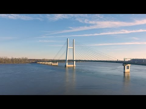 Drone Video | Burlington Iowa