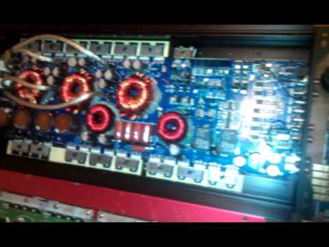 Amp Guts video ! pioneer , alpine , NVX , profile , sonido ...
