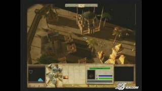 Empire Earth II PC Games Gameplay - Buildings