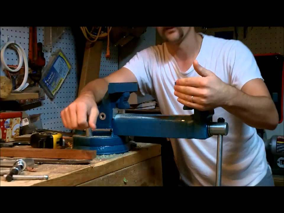 Bessey Drop Forged 6 Quot Vise Review Youtube
