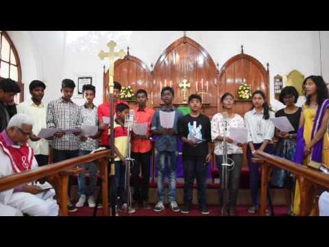 Jesus Bids Us Shine - The Junior Choir, CSI Memorial Church, Whitefield, Bangalore