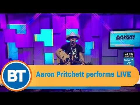 Aaron Pritchett performs 'Better When I Do' LIVE on BT Mp3