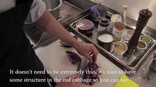 9 December - Homemade Red Cabbage
