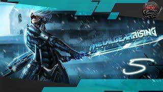 Metal Gear Rising Revengeance - 5 ПодZемка