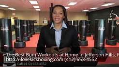 Bum Workouts at Home Jefferson Hills, PA