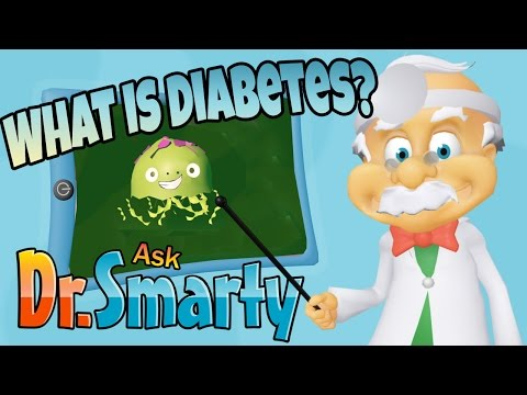 What is Type 1 Diabetes? Diabetes explained for children - Ask Dr.Smarty