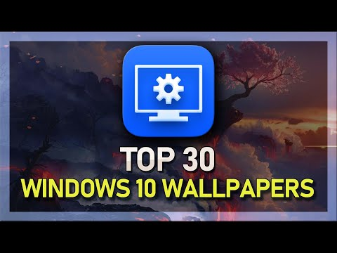 Top 30 Windows 10 Backgrounds Wallpaper Engine 2020 Youtube
