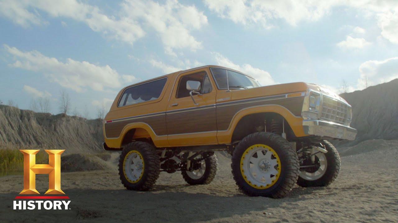Download Detroit Steel: Bonus - Off-Roading the Bronco   History