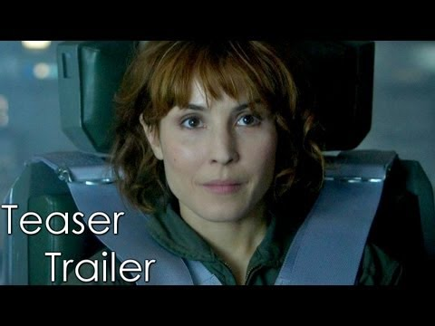 Prometheus (2012) HD Official Teaser Trailer - Michael Fassbender & Charlize Theron
