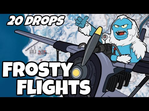 I Dropped Frosty Flights 20 Times And This Is What Happened