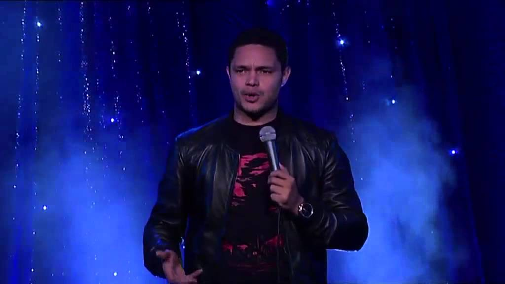Trevor Noah Abc2 Comedy Up Late Youtube
